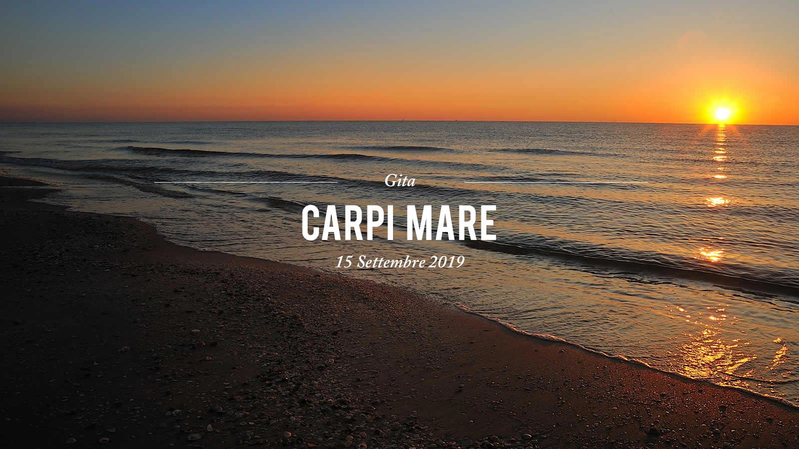 Carpi Mare 2019