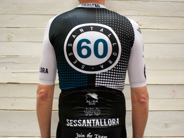 maglia ciclismo manica corta team 2019