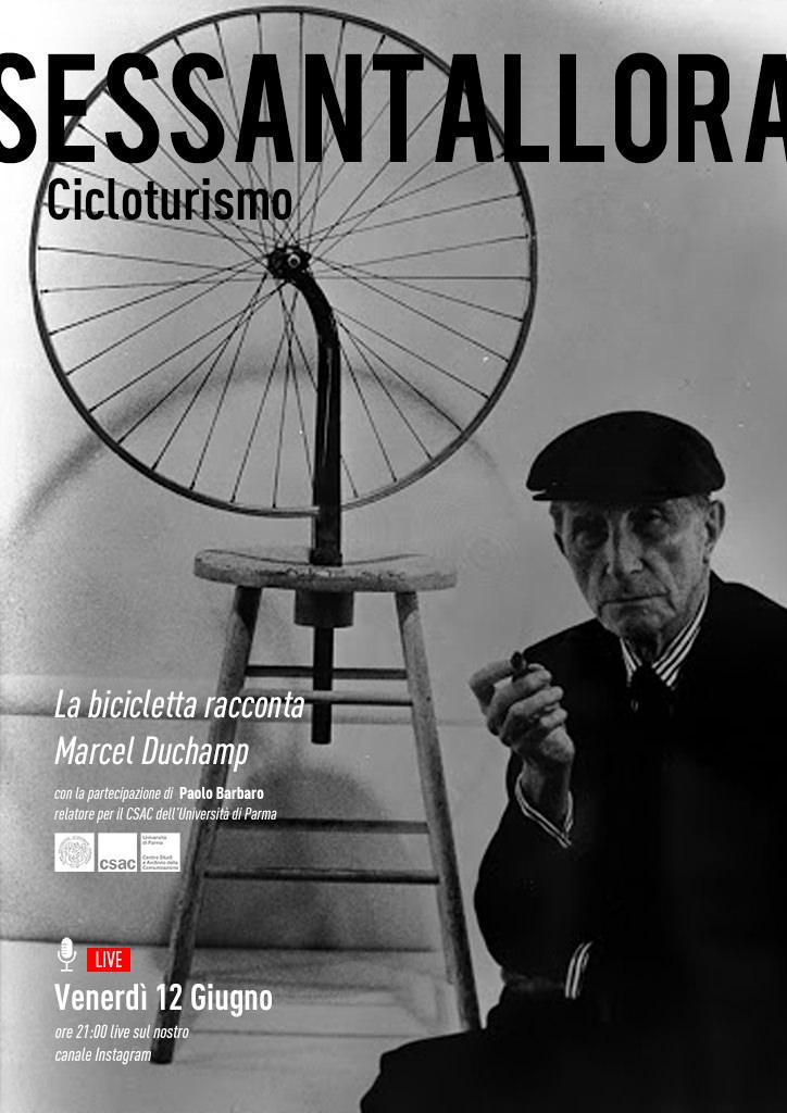 La bicicletta racconta Marcel Duchamp