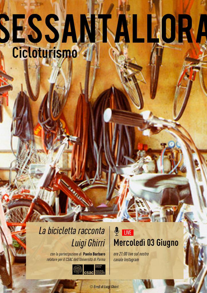Cicloturismo - La bicicletta racconta Luigi Ghirri
