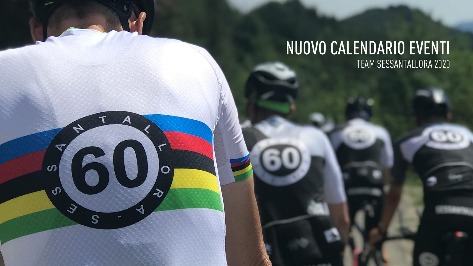 Nuovo Calendario Eventi Team Sessantallora 2020