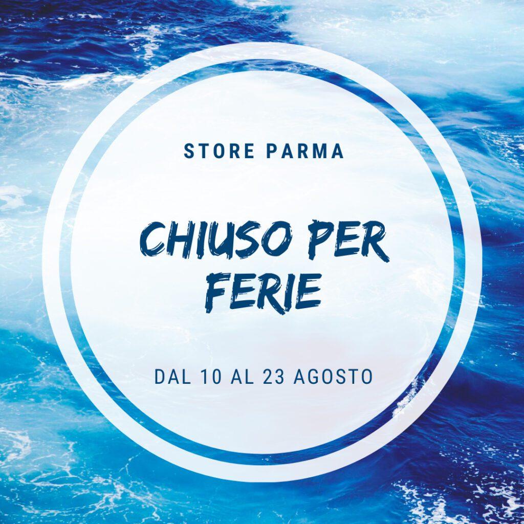 Sessantallora Store Parma - CHIUSO per ferie